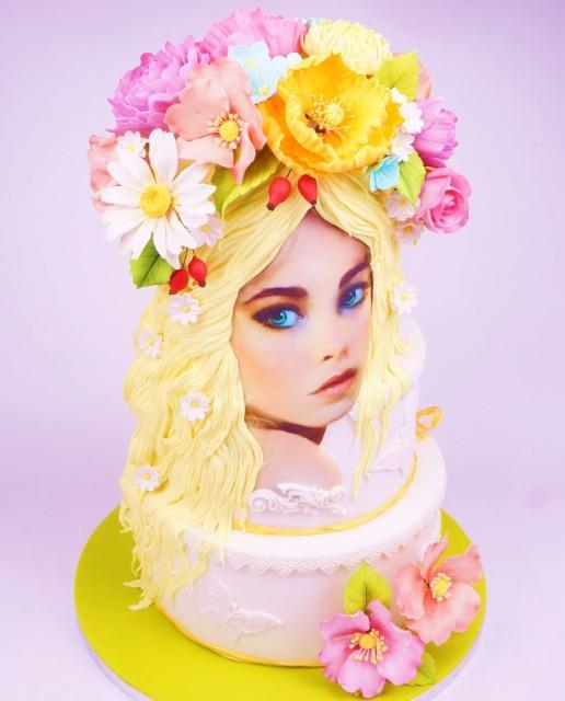 Тематична торта 40 парчета