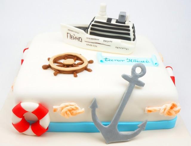 Тематична торта 20 парчета