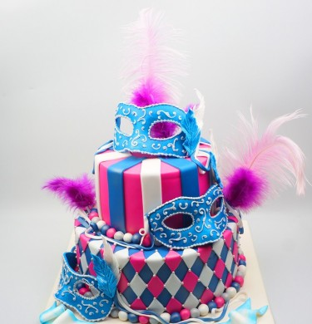 Тематична торта 30 парчета